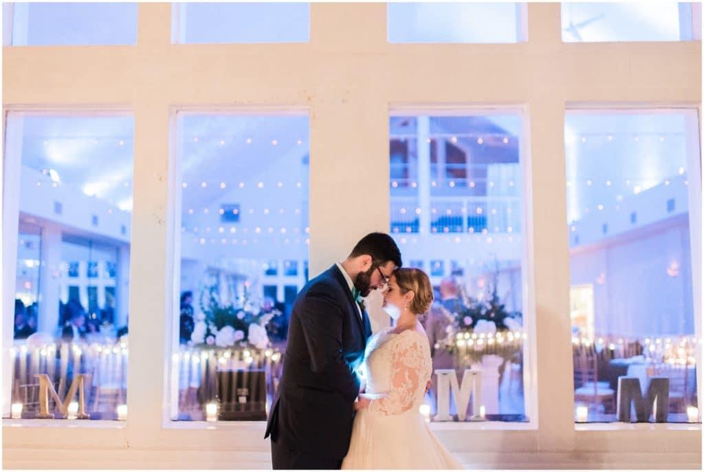 Waterfront wedding MD