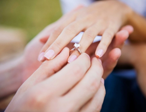 What kind of engagement ring?