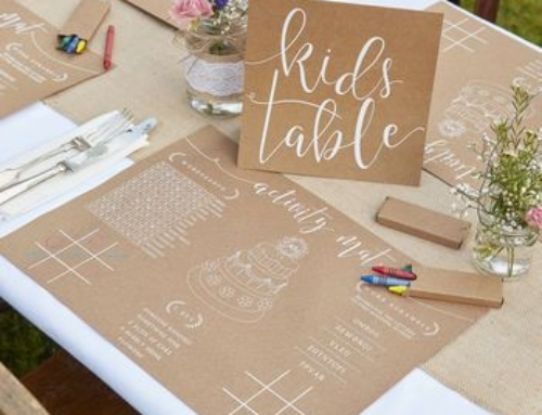 Will You Have Kids at Your Wedding?
