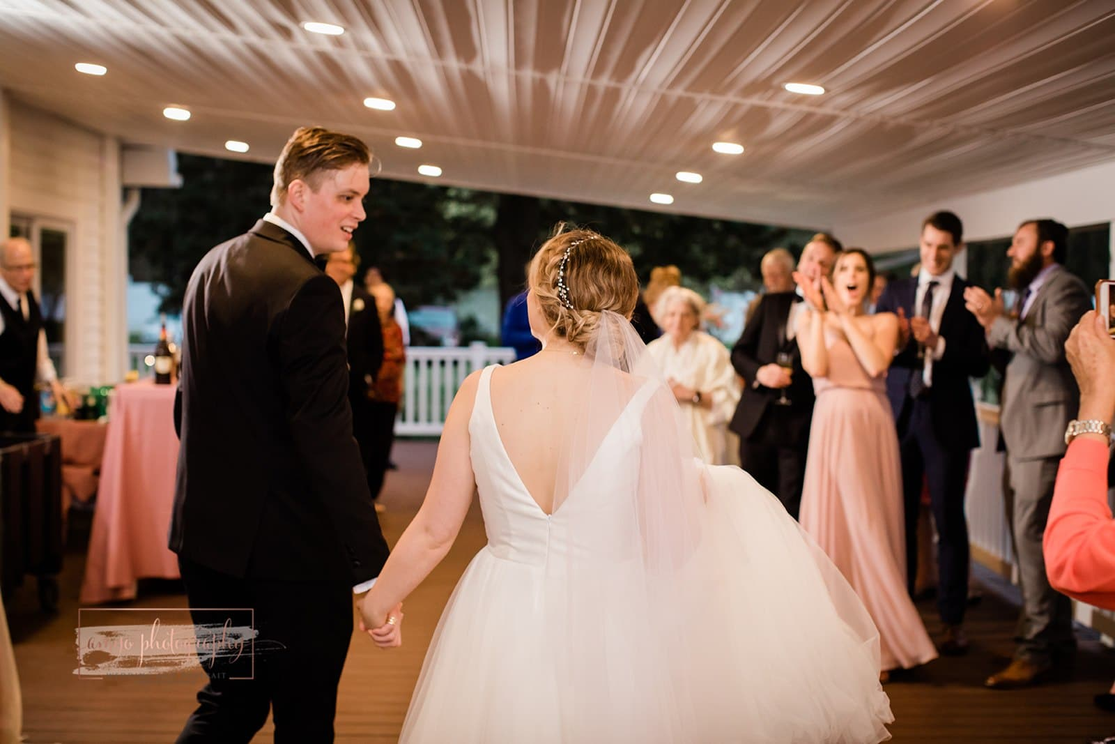 knollview house wedding